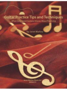 Janet Marlow Music LLC practice  guitar techniques