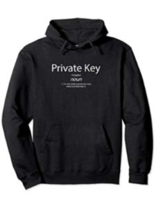 Bitcoin Blockchain & Cryptocurrency Terms private key  blockchain wallets