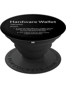 PopSockets private key  blockchain wallets
