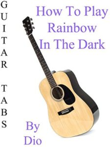 amazon rainbow  guitar tabs