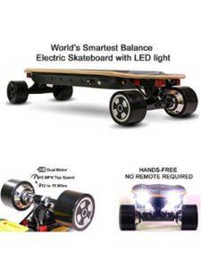 NEJA razorx cruiser skateboard  electrics