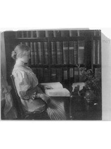 HistoricalFindings reading braille  helen kellers