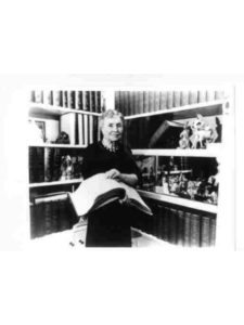 Photographic Archives reading braille  helen kellers
