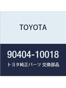 Toyota    rear axle breathers