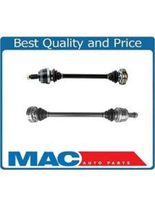 Mac Auto Parts    rear axle half shafts