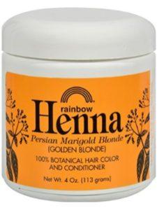 U-Nutra recipe  henna hair colors