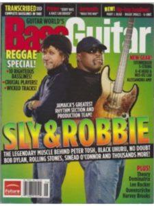 Guitar World    reggae bass guitars