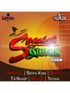 Big Link Up Records riddim instrumental  reggae guitars