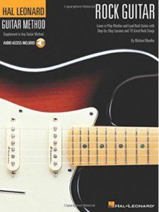 Hal Leonard    rock guitar techniques