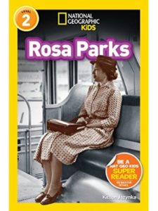National Geographic Children's Books rosa park book