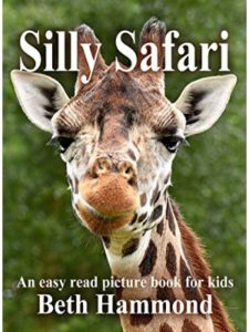 Beth Hammond Books safari  photicular books