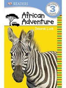 DK Children safari  photicular books