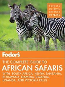 Fodor's Travel safari  photicular books