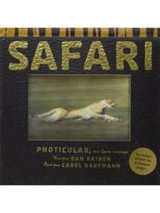 Presses Aventure (October 07,2013) safari  photicular books