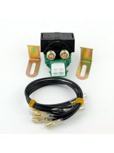 Mister Electrical schematic  starter relays