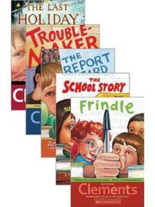 amazon    school story andrew clement