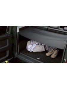 Toyota cargo cover