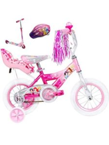 Huffy scooter  doll carriers
