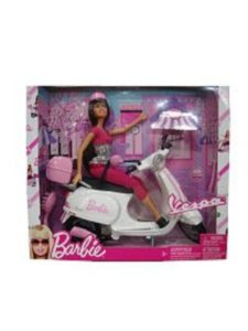 Mattel Canada scooter  doll carriers