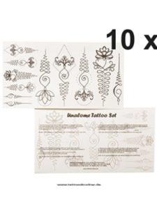 TMP simple hand  henna designs