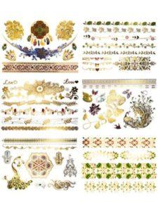 Terra Tattoos simple hand  henna designs