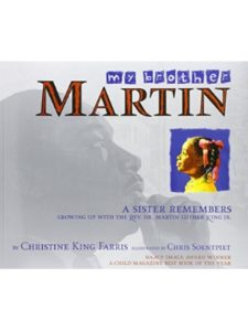 Aladdin sister  martin luther kings