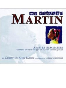 Simon & Schuster Children's Publishing sister  martin luther kings