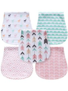 MiiYoung size  baby burp cloths