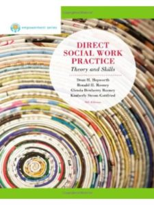 Brooks/Cole Cengage Learning    social work practice theories