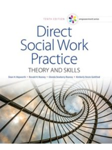 Cengage Learning    social work practice theories