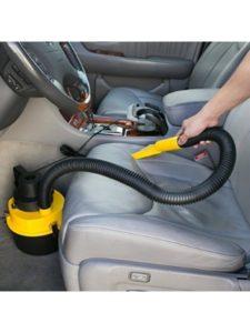 GSPOR steam interior  vacuum cars