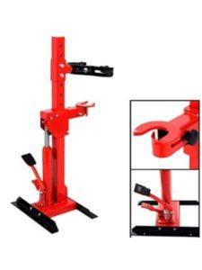 Unknown    strut coil spring compressor hydraulics