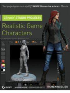 Sybex studio  character animations