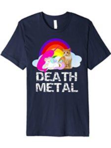 Best Funny Death Metal Shirts subgenres  metal musics