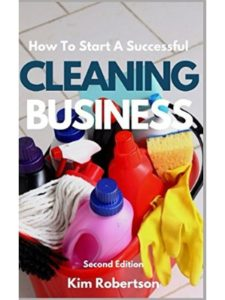 Independently published    successful cleaning businesses