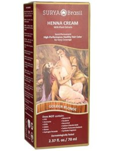 Surya Amazonia Preciosa henna cream