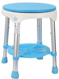 Kugga swivel baby  bath seat