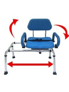 Platinum Health swivel baby  bath seat