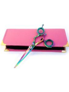star scissors swivel thumb hairdressing scissors