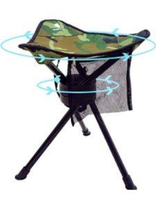 GEERTOP swivel  tripod stools