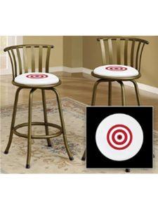The Furniture Cove target  adjustable stools