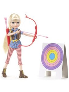 MGA Entertainment target  doll carriers