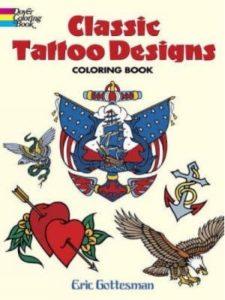 Dover Publications    tattoo design traditionals