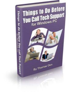 Thomas Oen    technical support technicians