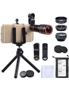 Zwish tracker  effect cameras