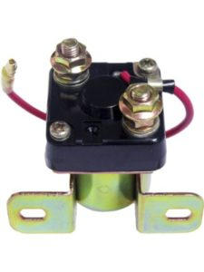 Caltric trailblazer  starter relays