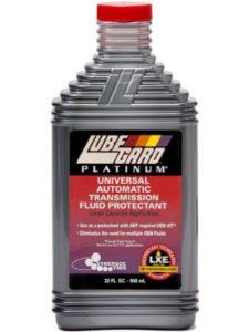 Lubegard transmission fluid  engine flushes