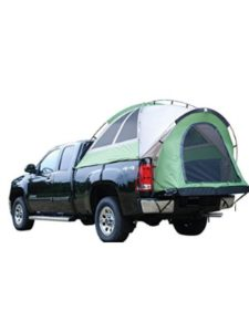 Napier Enterprises   truck bed tents with toolbox