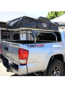 Tuff Stuff   truck bed tents with toolbox