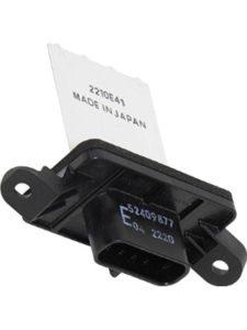 Universal Air Conditioner blower motor switch